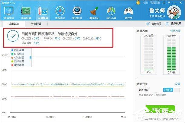 电脑硬盘温度过高_固态硬盘温度多少算正常?SSD温度多少算高? - 鹰王技术系统
