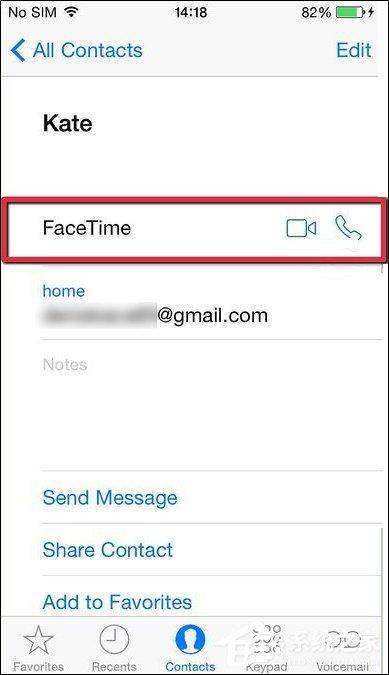 FaceTime视频怎么打开?如何使用FaceTime视频电话?