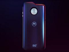 """摩托罗拉与美国运营商Verizon合作推出5G智能手机""""Moto Z3"""""""